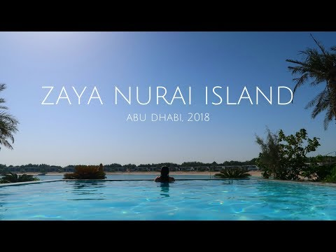 ZAYA NURAI ISLAND (Birthday Surprise!)