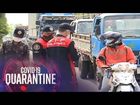 COVID-19 Pandemic: DZMM Special Coverage (8 PM - 10 PM, 27 March 2020)