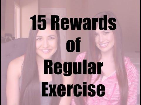 15 Benefits of Regular Exercise