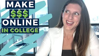 ONLINE JOBS FOR COLLEGE STUDENTS IN 2020   The Intern Hustle