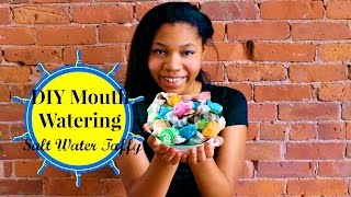 DIY Homemade Candy: Mouth Watering Salt Water Taffy