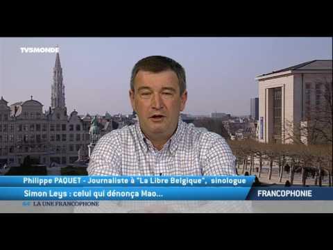 Francophonie: Simon Leys, celui qui dénonça Mao...