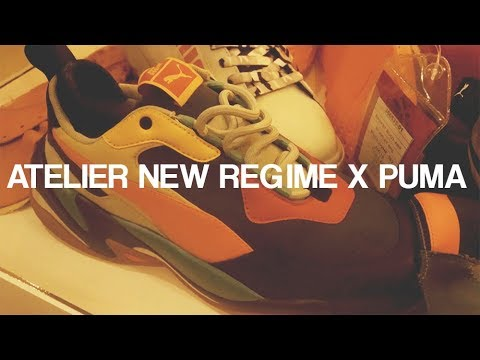 A Closer Look At The Atelier New Regime X Puma 2018 Collection Launch In  Montreal 645ae96c3