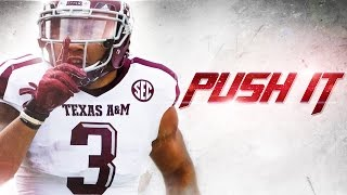 Christian Kirk - Push It  (Sophomore Highlights ᴴᴰ)