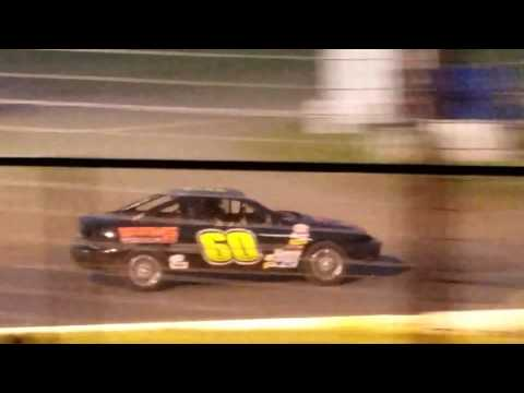 Dustin Virkus @ KRA Speedway- Feature 6.1.17