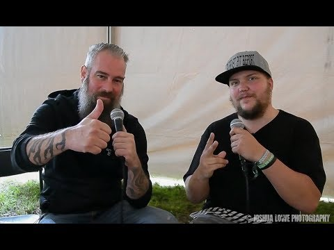 In Flames Interview Carolina Rebellion 2017| SoundlinkTV