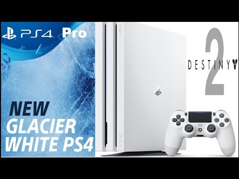 New Glacier White PS4 Pro Destiny 2 bundle  PS5 Launch Expected in 2019   Fake NES Classic Editions
