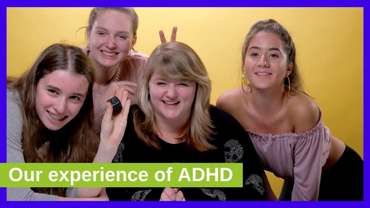Download ADHD in Girls: My own experience (discussion)