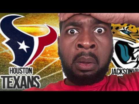 Texans vs Jaguars  (Fan Reaction)