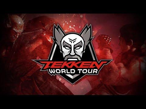 TEKKEN WORLD TOUR 2017 - Announcement Trailer