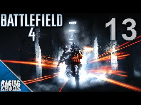 Battlefield 4 Walkthrough - Part 13 - Mission 6 - Tashgar
