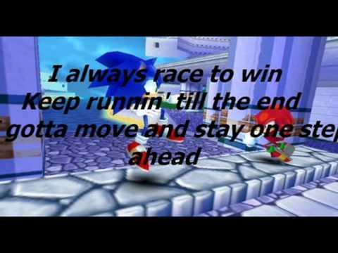 Race to Win - Lyrics