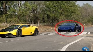 """""""SUPER CARS ARE NOT FOR INDIAN ROADS""""😑 watch this - Speed Breakers vs Supercars!!!"""