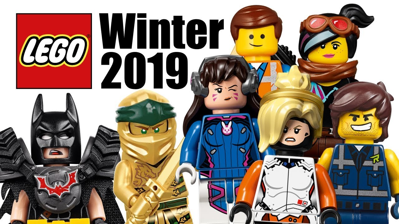 top 20 most wanted lego sets of winter 2019 youtube. Black Bedroom Furniture Sets. Home Design Ideas