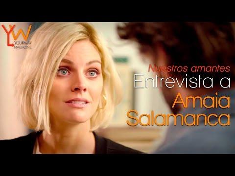 Entrevista | Nuestros amantes | Amaia Salamanca streaming vf