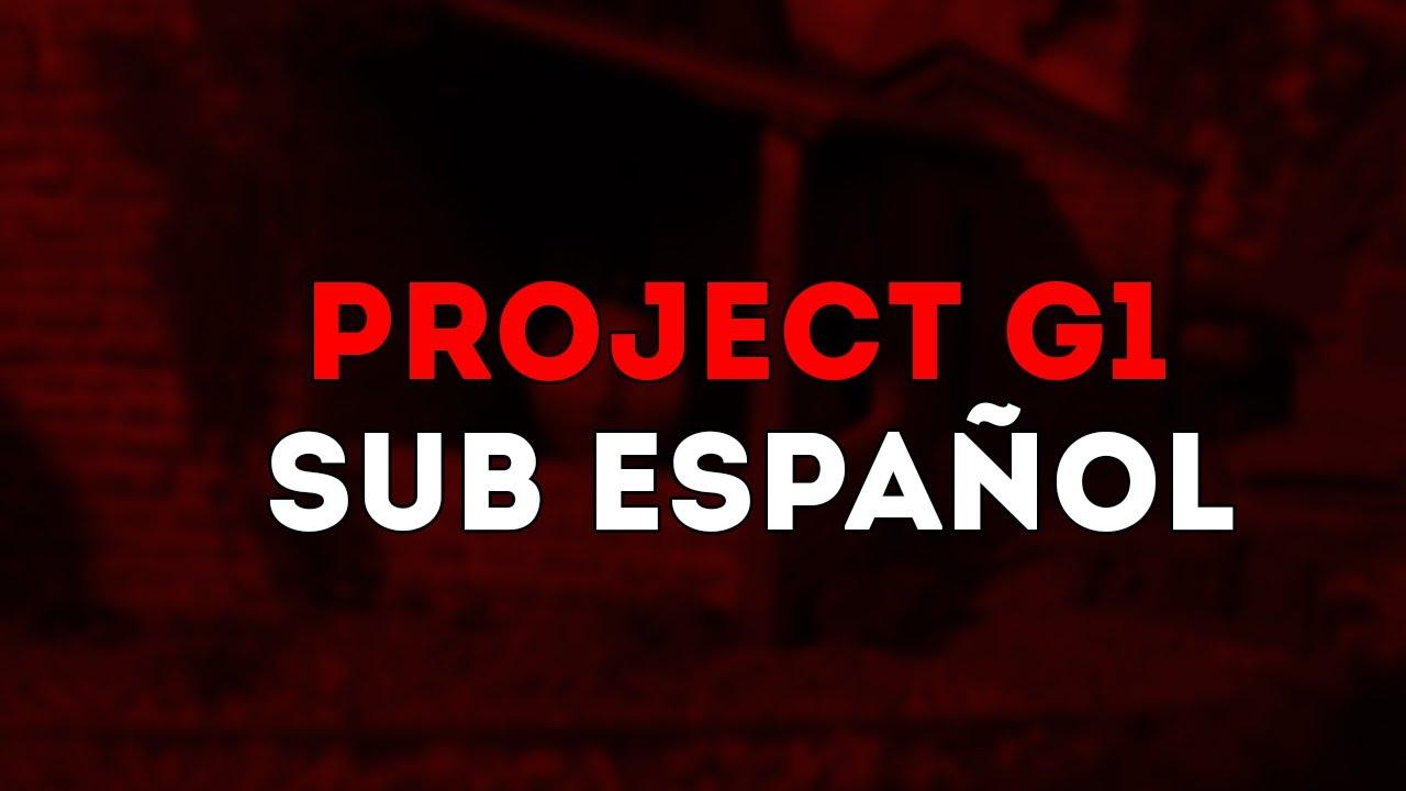 Download Project G1   Subtitulado en Español