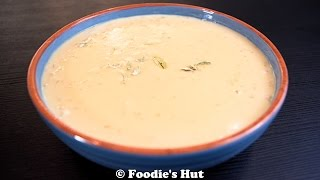 Nolen Gurer Payes ( Date Jaggery  Scented  Bengali Rice Pudding)-Recipe by Foodie's Hut #0098