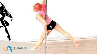 Movimientos básicos de Pole Dance - Pole sport