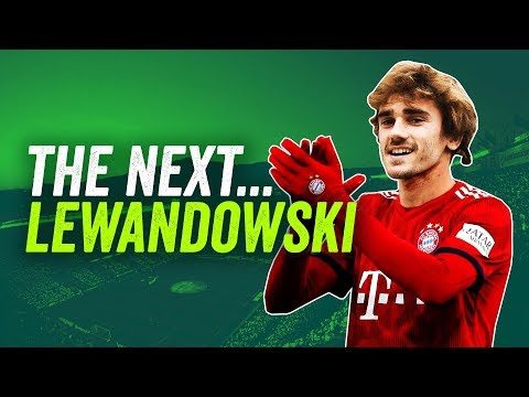 Five Replacements for Robert Lewandowski at Bayern Munich!