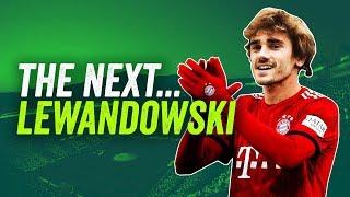 Five Replacements for Robert Lewandowski at Bayern Munich!
