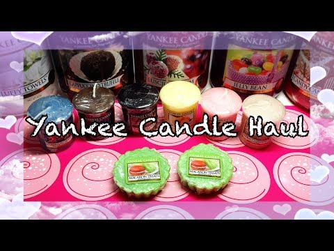 Candle Haul Juni 2017 | Yankee Candle