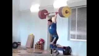 Дмитрий Берестов толчок 240 кг