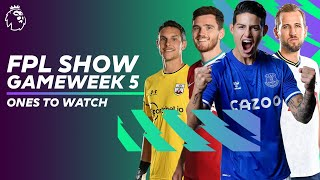 Premier League players to watch | Rodriguez, Kane, Robertson & more! | FPL Show GW5