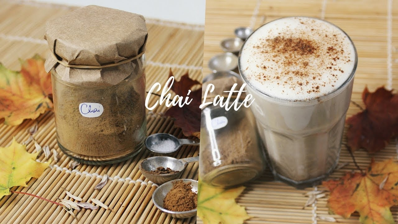 chai latte chai gew rz rezept wohlf hlrezept youtube. Black Bedroom Furniture Sets. Home Design Ideas