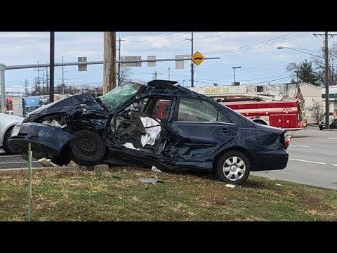 CAR CRASH COMPILATION 2020 #3