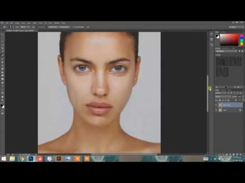 Can discussed Photoshop model transformation