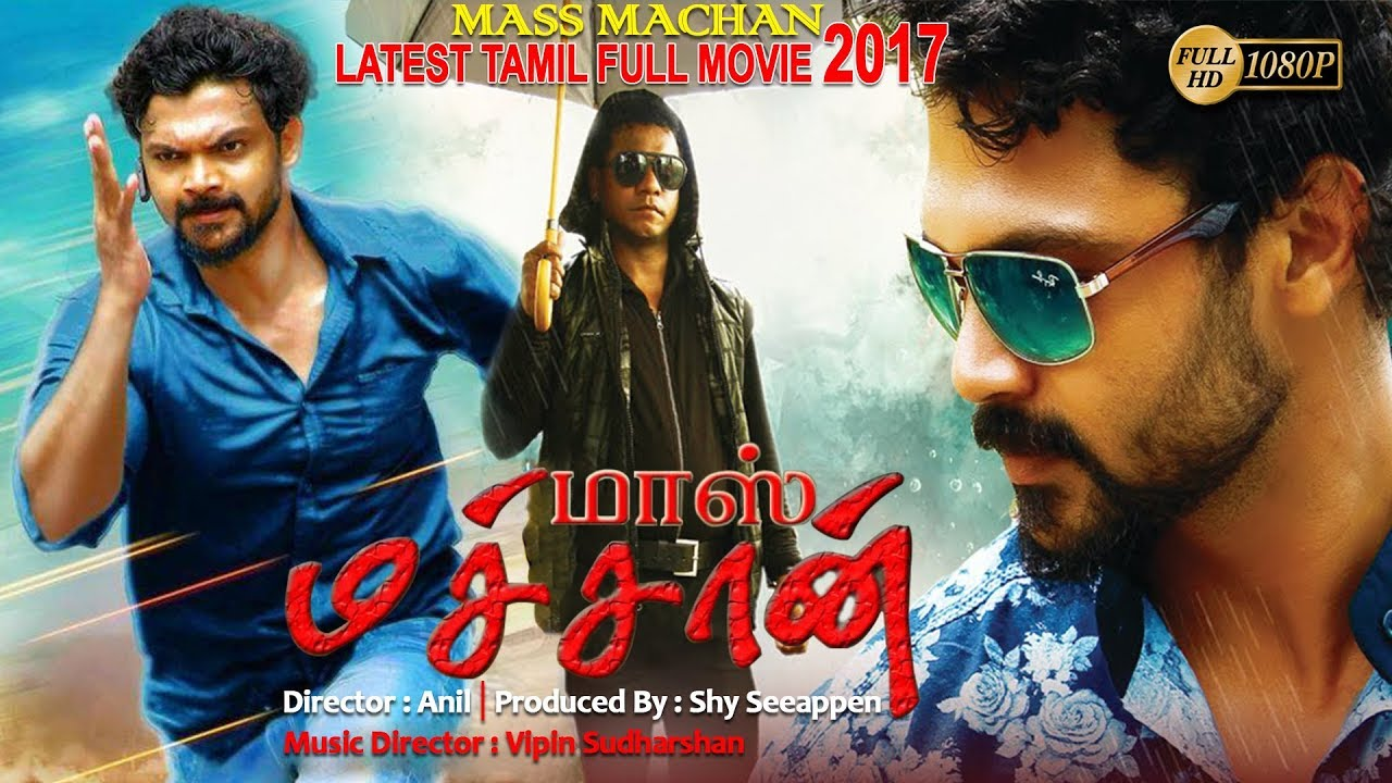 New Tamil Action Movie 2017