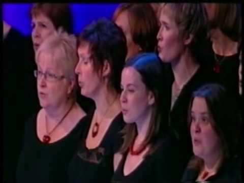 Gwyl Cerdd Dant, Casnewydd 2009, LLEISIAU'R NANT, DINBYCH