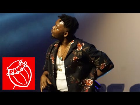 Olamide performs 'Wo' & 'Motigbana'   Ghana Music