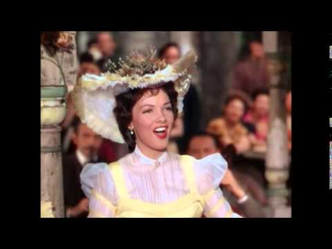 Mario Lanza and Kathryn Grayson sing