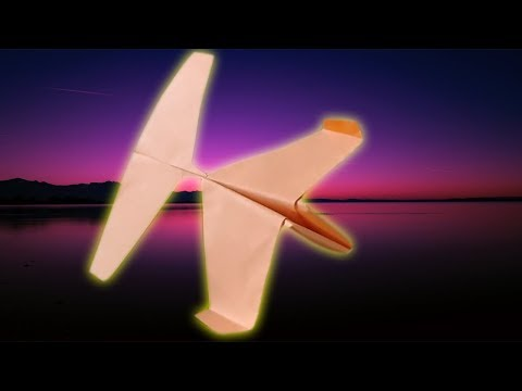 How To Make Best Paper Airplanes Glider Making With Color Paper
