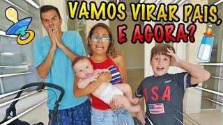 TREINANDO PARA TER UM FILHO! - KIDS FUN