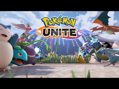 Pokémon UNITE Now Available on Nintendo Switch!