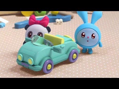 Малышарики - новая серия - Моторчик (156 серия) Мультик про тачки и машинки