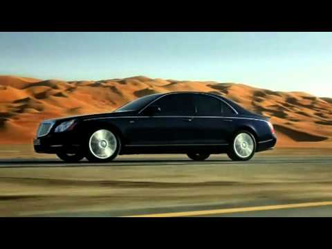 Maybach 57S 2011 Sunrise Trailer