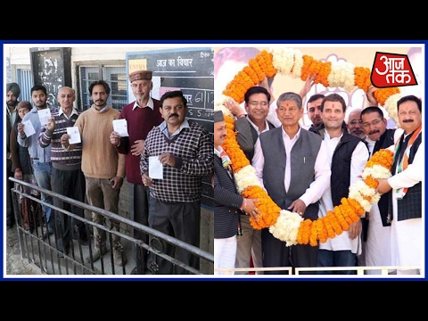 Assembly Elections: Uttarakhand Votes Today, 2nd Phase In Uttar Pradesh