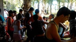Compaebrios  Agosto 16 2013 albercas Marichela en La Huerta, Jalisco