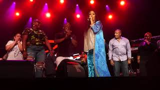 """Bailar (Fans Onstage)"" Sheila E@Hard Rock Casino Atlantic City 9/20/19"