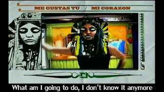 Manu Chao - Me gustas tu  (English subtitles)