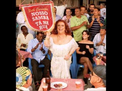 Beth Carvalho Nosso Samba Tá Na Rua ( CD Completo )