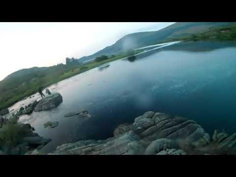 Fishing & Camping: Loch Doon
