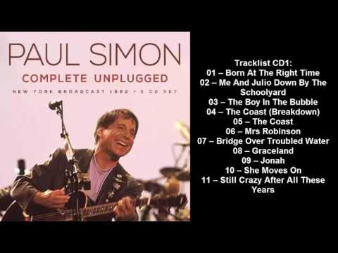 Paul Simon - Complete Unplugged CD1 (2017)