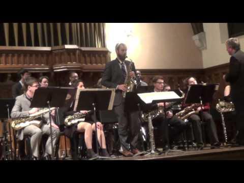 CWRU Jazz Ensemble 1- Straight Answer