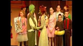 "SAMARA ROSE SINGS - ""Shrek -  The Musical"""