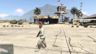 Grand Theft Auto V [Plane Shooting] PC-HD