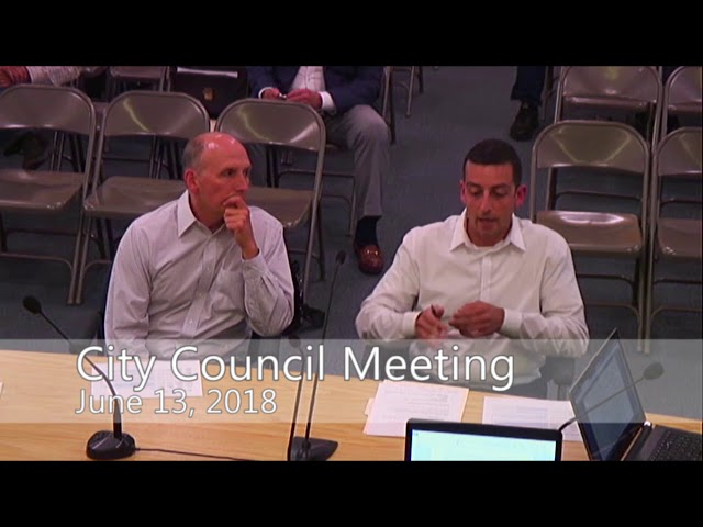 Asbury Park City Council Meeting - June 13, 2018